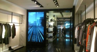 Retail Video Wall Displays