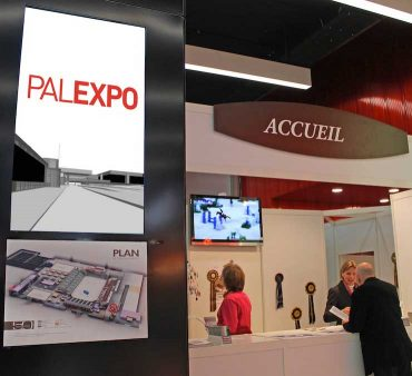 Exhibition Center Palexpo