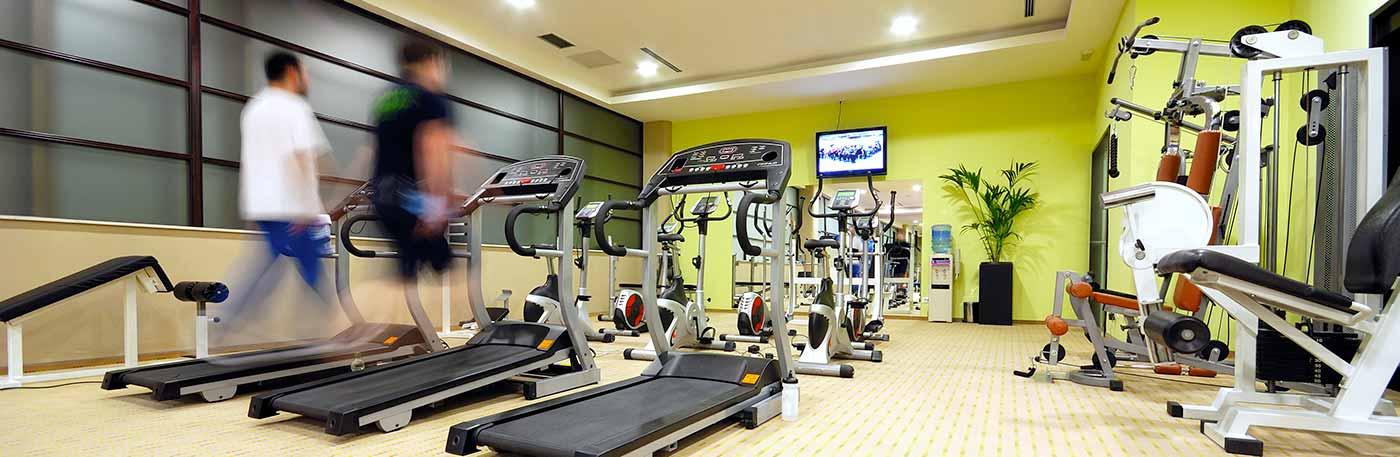Digital Signage Software for Gym & Fitness Center