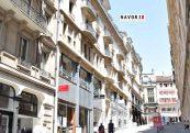 Navori head office Lausanne rue du lion d'or