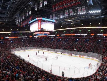 Stadium - Bell Center - Montreal - Quebec - Canada