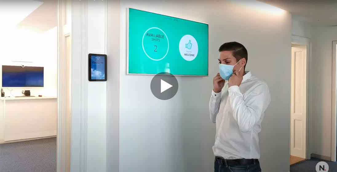 Access Control Software - Manage Occupancy and Encourage Mask Use